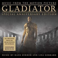 Gladiator Special Anniversary Edition- soundtrack / Гладиатор - саундтрек